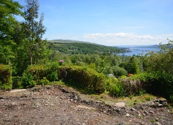 Thumbnail Land for sale in Garelochhead, Helensburgh