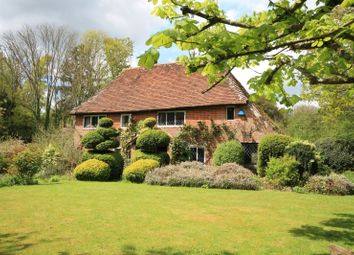 Thumbnail 3 bed detached house for sale in Fittleworth Road, Wisborough Green