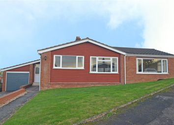 Thumbnail 3 bed bungalow for sale in St Georges View, Cullompton, Devon
