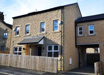 Thumbnail 3 bedroom semi-detached house to rent in Cross Lane, Primrose Hill, Huddersfield