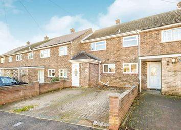 Thumbnail 3 bed terraced house for sale in Pankhurst Crescent, Stevenage, Hertfordshire, England