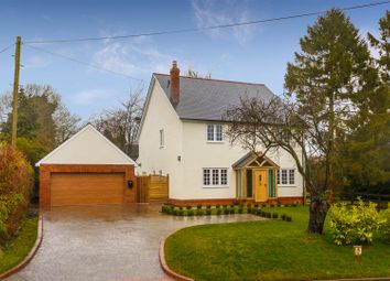 Thumbnail 5 bed detached house for sale in Maiden Street, Weston, Hitchin