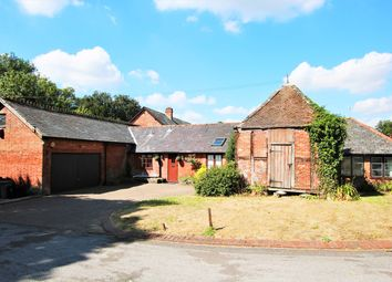 Thumbnail 5 bed barn conversion for sale in Sopley, Christchurch