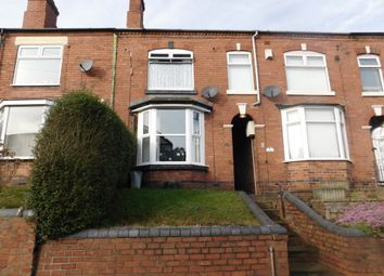 Thumbnail 3 bed terraced house for sale in Linton Road, Castle Gresley