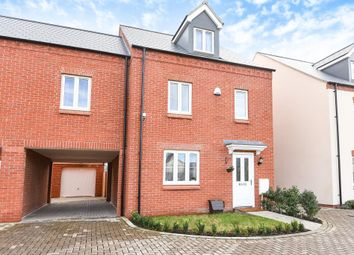 Thumbnail 4 bed semi-detached house for sale in Bicester, Oxford