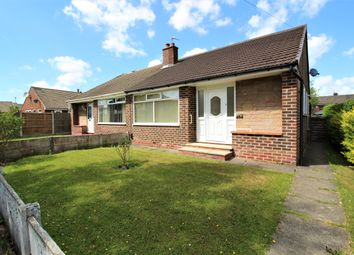 Thumbnail 2 bed semi-detached bungalow for sale in St. Helens Road, Leigh