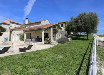 Thumbnail 4 bed equestrian property for sale in St-Dizant-Du-Gua, Charente-Maritime, France