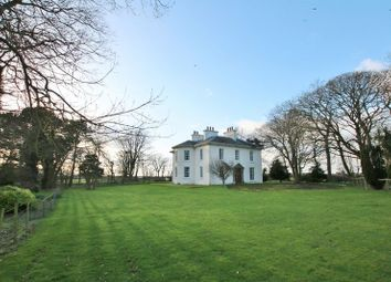 Thumbnail 6 bed detached house for sale in Grenaby Road, Dogmills, Ramsey, Isle Of Man