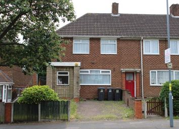 Thumbnail 2 bed end terrace house for sale in Lambeth Road, Birmingham, West Midlands