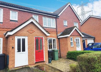 Thumbnail 2 bed terraced house for sale in Didcot, Oxfordshire