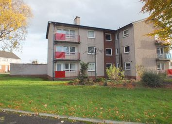 Thumbnail 1 bed flat to rent in Strachan Street, Bellshill