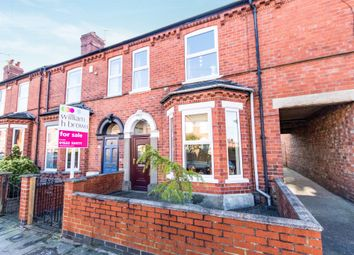 Thumbnail 3 bed terraced house for sale in Mount Street, Lincoln
