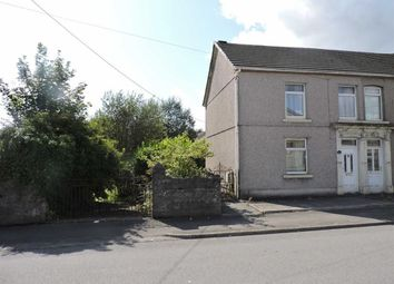 Thumbnail 4 bed link-detached house for sale in Heol Cae Gurwen, Gwaun Cae Gurwen, Ammanford
