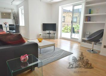 Thumbnail Flat to rent in King Henrys Road, Primrose Hill, London