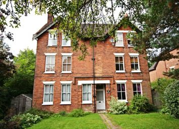 Thumbnail 2 bed flat to rent in Warwick Road, Bishops Stortford, Herts