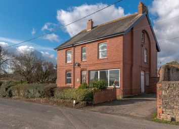 Thumbnail 5 bedroom detached house for sale in Willand Old Village, Willand, Cullompton, Devon