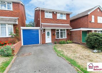 Thumbnail 3 bed link-detached house to rent in Old Park Road, Darlaston, Wednesbury