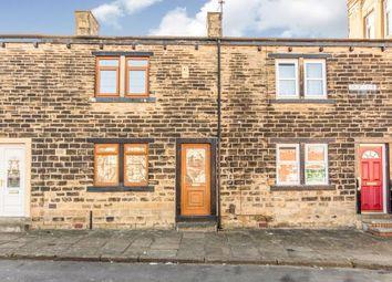 Thumbnail 2 bedroom terraced house for sale in Back Lane, Bramley, Leeds, West Yorkshire