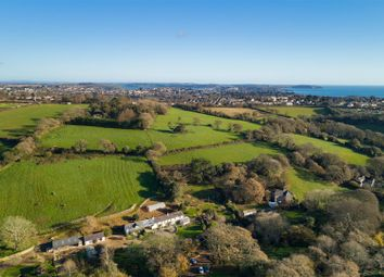Thumbnail 4 bed detached house for sale in Maen Valley, Goldenbank, Falmouth