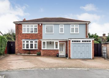 Thumbnail 5 bed detached house for sale in Haling Park Gardens, South Croydon, Surrey