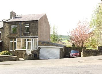 Thumbnail 3 bed end terrace house for sale in Causeway Side, Linthwaite, Huddersfield, West Yorkshire