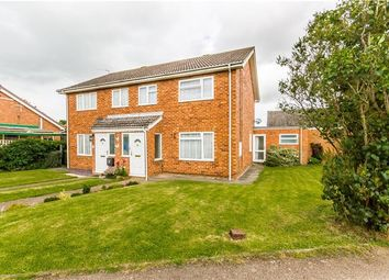 Thumbnail 3 bed semi-detached house for sale in Chapel Road, Earith, Ely