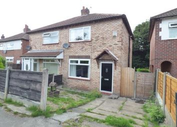 Thumbnail 2 bed semi-detached house for sale in Woodbank Avenue, Bredbury, Stockport, Greater Manchester