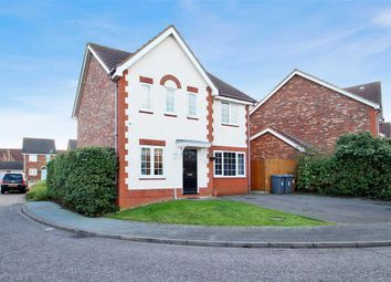 Thumbnail 5 bedroom detached house for sale in Durrant View, Grange Farm, Kesgrave, Ipswich