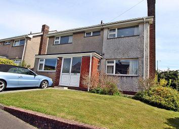 Thumbnail 4 bed detached house for sale in Maes-Y-Rhedyn, Talbot Green, Pontyclun, Rhondda, Cynon, Taff.