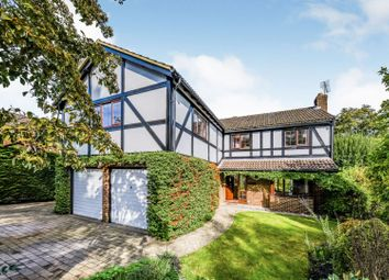 Thumbnail 5 bed detached house for sale in Colville Gardens, Lightwater