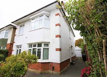 Thumbnail 3 bed flat to rent in Fenton Road, Southbourne, Bournemouth