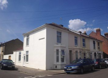 Thumbnail 3 bed end terrace house to rent in Beecham Road, Fratton, Portsmouth