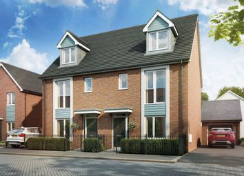 Thumbnail 4 bedroom semi-detached house for sale in Bessemer Drive, Newport