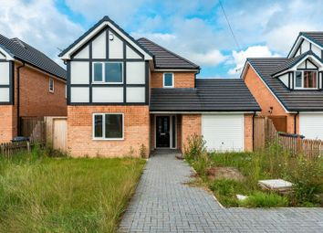 Thumbnail 4 bed detached house for sale in Southport Road, Lydiate, Liverpool