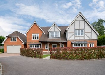 Thumbnail 6 bed detached house for sale in Furze Grove, Kingswood, Tadworth