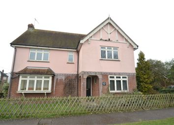 Thumbnail 4 bed detached house for sale in Straight Road, Boxted, Colchester, Essex