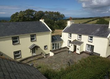 Thumbnail 5 bed detached house for sale in Stockfield Road, Cronk Y Voddy