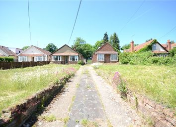 Thumbnail 2 bed detached bungalow for sale in Colemans Moor Road, Woodley, Reading