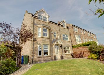 Thumbnail 6 bed detached house for sale in Whitton View, Rothbury, Morpeth