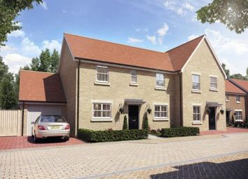 Thumbnail 3 bedroom semi-detached house for sale in Biggleswade, Bedfordshire