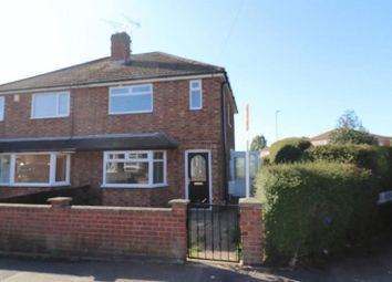 Thumbnail 3 bed semi-detached house for sale in Maple Avenue, Braunstone, Leicester