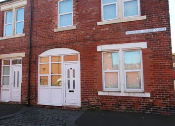 Thumbnail 2 bed flat to rent in Princess Louise Road, Blyth