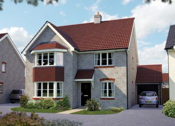 "Thumbnail 5 bed detached house for sale in ""The Oxford"" at Cleveland Drive, Brockworth, Gloucester"