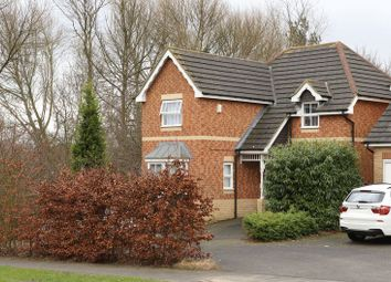 Thumbnail 3 bed detached house for sale in Greenlee Drive, High Heaton, Newcastle Upon Tyne