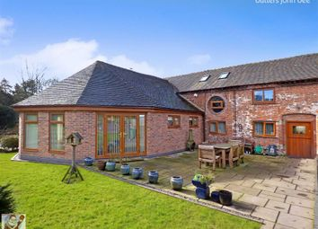 Thumbnail 11 bedroom barn conversion for sale in Home Farm Buildings, Swynnerton, Staffordshire