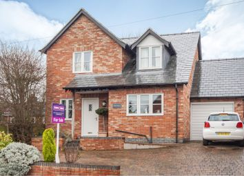 Thumbnail 4 bed detached house for sale in Featherbed Lane, Stafford