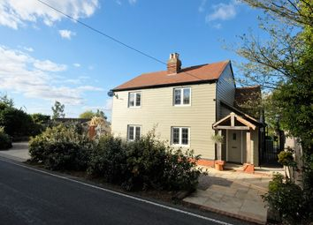 Thumbnail 4 bed detached house for sale in Wheelers Hill, Little Waltham, Chelmsford