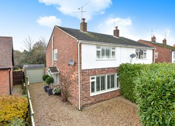 Thumbnail 3 bed semi-detached house for sale in Edward Road, Farnham, Surrey