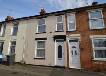 Thumbnail 2 bedroom terraced house for sale in Hartley Street, Ipswich