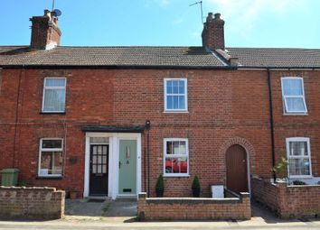 Thumbnail 2 bed terraced house for sale in Spring Gardens, Newport Pagnell